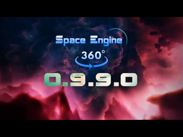 [4k 360º] Space Engine 0.990 Beta - Madness