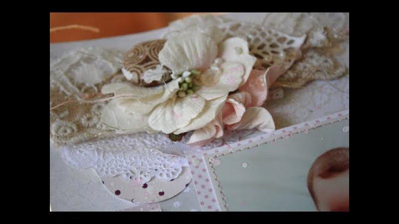 Цветы гардении МК бумажные