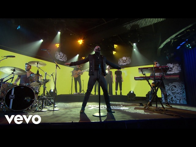 X Ambassadors - Ahead Of Myself (Jimmy Kimmel Live!2018)