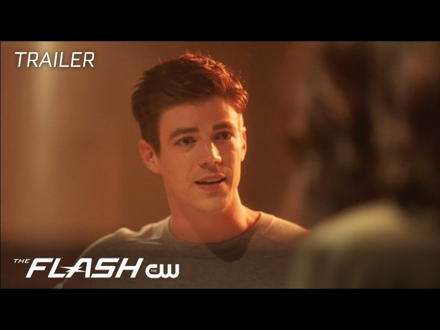 The Flash | Therefore I Am Trailer | The CW