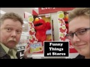 Funny Things at Stores