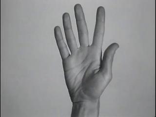 Yvonne Rainer Hand Movie