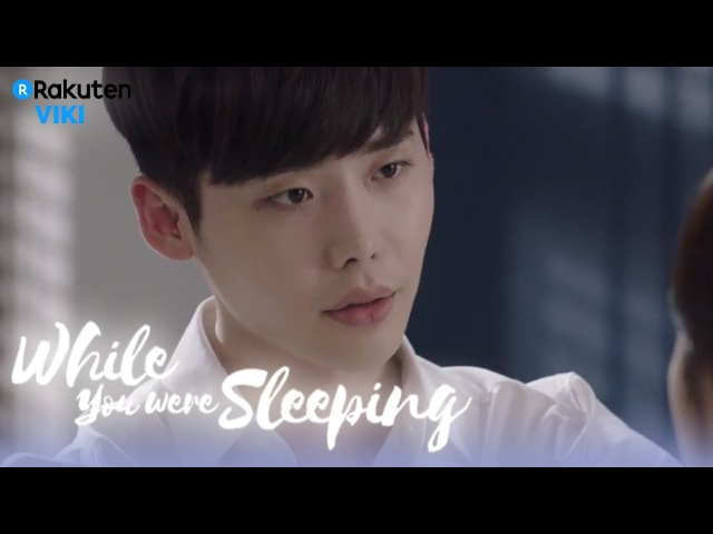 While You Were Sleeping - EP14 | Lee Jong Suk's Promise to Suzy [Eng Sub]