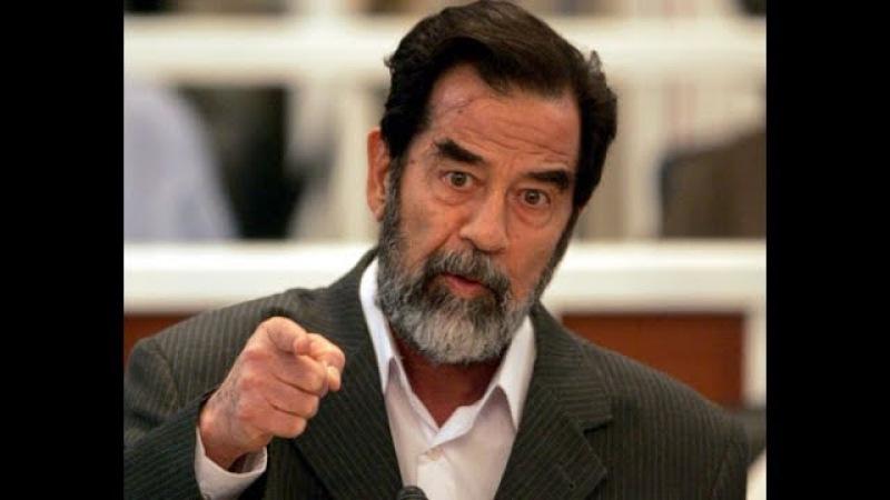 За что убили Саддама Хусейна. Док.фильм 2017