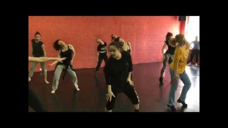 SMASH musical theatre combo, Kannon Dance, Russia