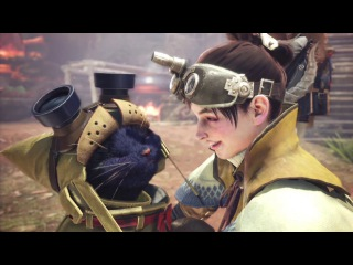 Monster Hunter World: The First Hour (ish) on PS4 Pro