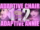Siv HD - Best Moments 112 - ADAPTIVE CHAIR, ADAPTIVE ANNIE
