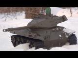 Танковое противостояние. Tiger 1 против M41 A3 Walker Bulldog TANK KHV
