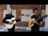 Bert Lams & Fabio Mittino - Kurd Melody  (Gurdjieff/De Hartmann)