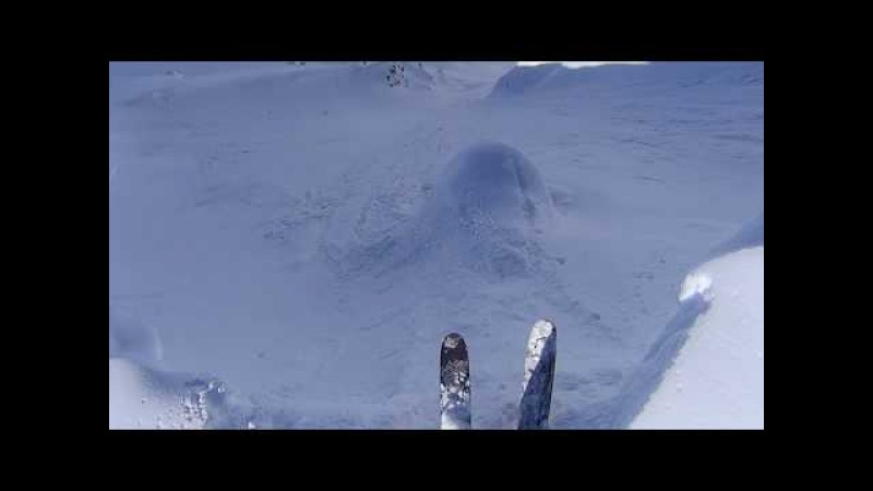 Svaneti Freeskiing/Freeride on Tetnuldi Feb'18