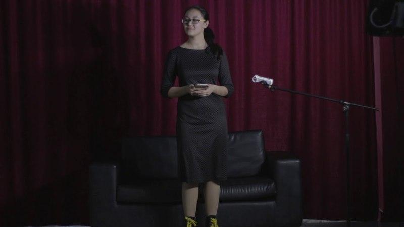 NU Superstar Auditions: Azaliya Utebayeva