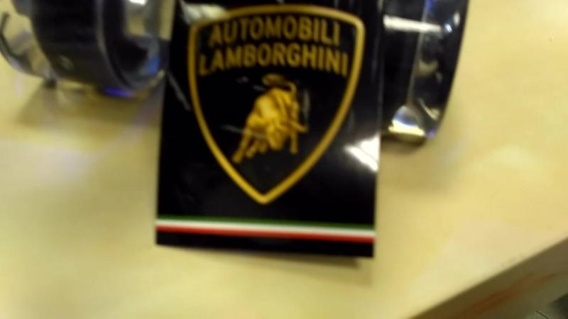 самокат Lamborghini