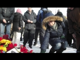 Третя рчниця теракту бля Палацу Спорта. Харкв 22.02. 2018