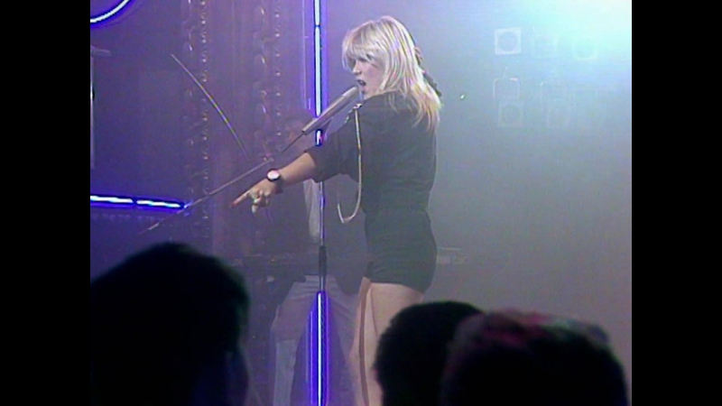 Samantha Fox I Surrender To the Spirit of the Night 1987 live