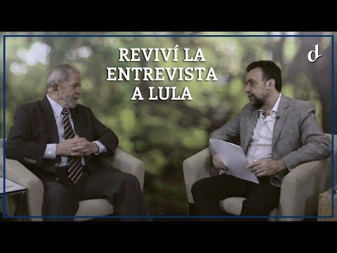El Destape   La entrevista de Roberto Navarro a Lula da Silva