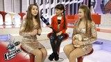 «Мыбудем болеть заНастю инадеяться, что она победит». Алия Еникеева, Мария Магильная. Интервью после Поединка. Голос.Дети-5