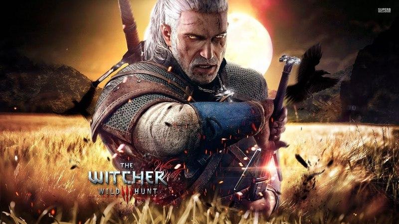 Ведьмак 3 Дикая охота вступление The Witcher 3 лучшая игра покорившая сердца миллионов