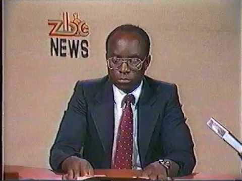 TV-DX ZTV Zimbabwe E5 30.11.1991
