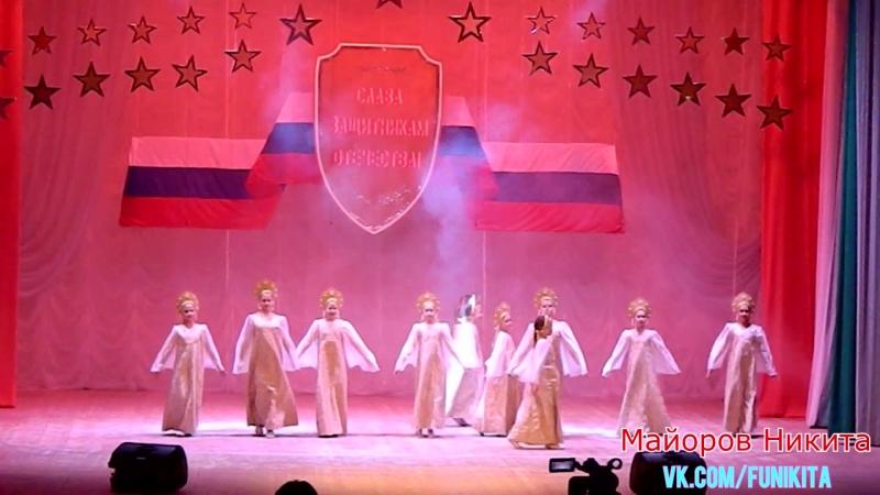 Танцевальный коллектив КАРАМЕЛЬ Небо засыпай