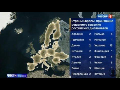 Слом ОТНОШЕНИЙ: Названы ИСТИННЫЕ причины скоординированного демарша Запада против России!