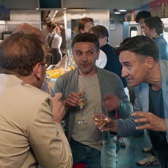Почему стоит смотреть фильм О чем говорят мужчины. Продолжение (2018)