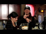 FLYLEAF - MAKING SMOOTHIES WITH LACEY STURM AND JARED