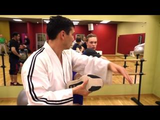 Мастер-класс Анатолия Чиканчи в Фитнес-клубе Gold's Gym Syktyvkar