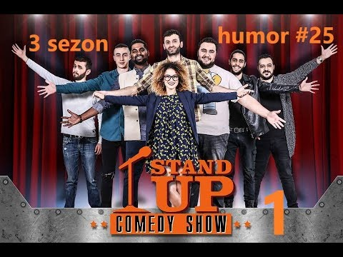 Stand up bocer 3 sezon 1 toxarkum humor 25