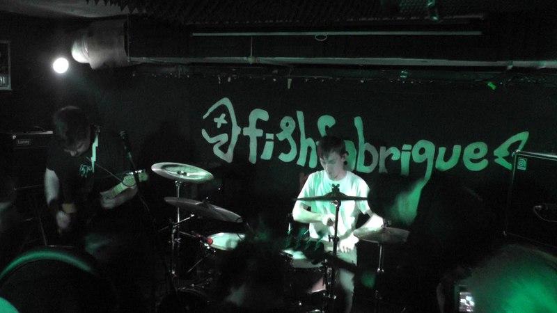 Trna - Fish Fabrique Nouvelle, St. Petersburg 23.03.18