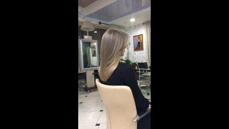 Парикмахер стилист Алина Прокудова