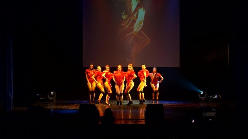 Tequila Dance (Редкина Елизавета) Группа high heels-ladys style. me and my girls