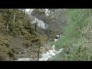 Малый Гегский водопад Абхазия