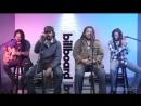 Stephen Marley, Domian Marley, Julian Marley. 13.03.2018