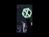 [FANCAM] 171125 EXO - Tender Love cut @ EXO PLANET #4 - The ElyXiOn in Seoul