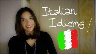 LEARN ITALIAN IDIOMS and expressions: FIGO! FORTE! CHE FIGURA!...