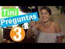 A qué edad me di mi primer beso TiniPreguntas3 | TINI