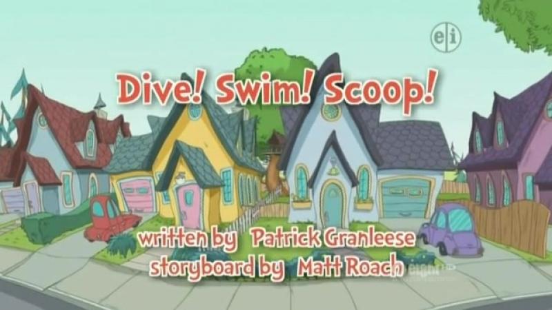 2-13. Wrappers Delight - Dive! Swim! Scoop!