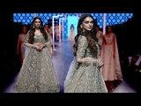 Aditi Rao Hydari Walks For Payal Singhal SpringSummer 2018 Lakme Fashion Week