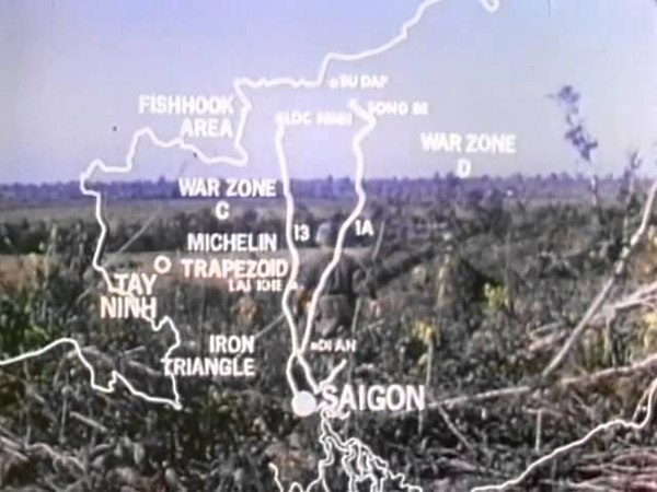 1st Infantry Division in Vietnam pt2-2 1971 US Army The Big Picture