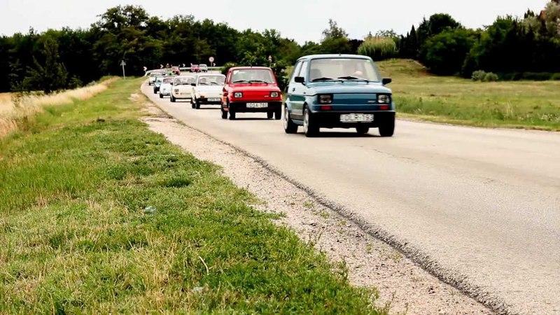 | Club 126 | VIII. Nemzetközi Fiat 126 Találkozó | 2012 Hungary |