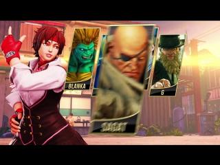Street Fighter V_ Arcade Edition – Sakura Reveal Trailer