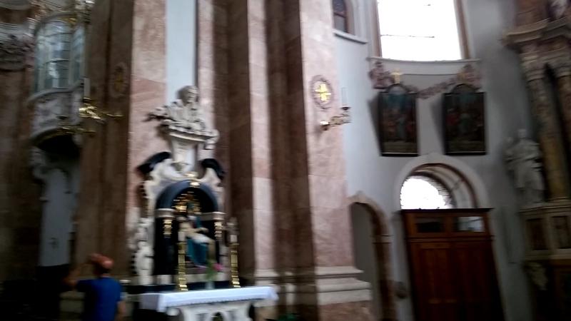 Кафедральный собор Св. Иакова в Инсбруке