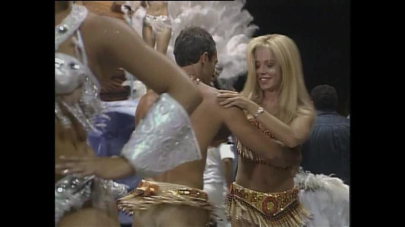 Дикий ангел - 53 серия - Милли на Карнавале