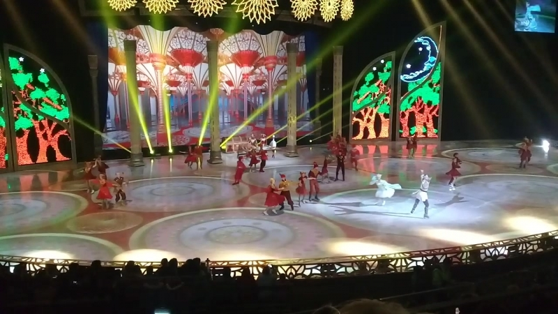 Мюзикл на льду