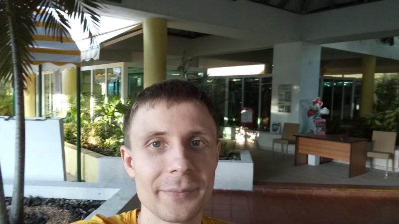 VARADERO Gran Caribe Palma Real hotel lobby [day 1]
