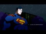 Супермен против Бэтмена и Зеленого фонаря.Лига справедливости_война 2014