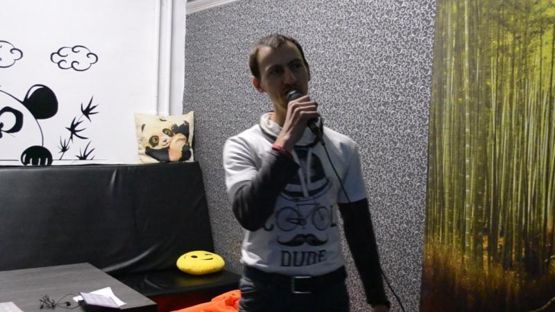 Караоке 9.01.2018 тайм-кафе Тетрис