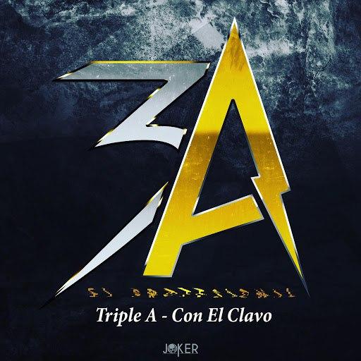 Triple A альбом Con el Clavo
