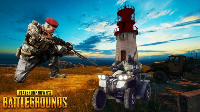 Тренирую свой AIM на новой карте — PlayerUnknown's Battlegrounds