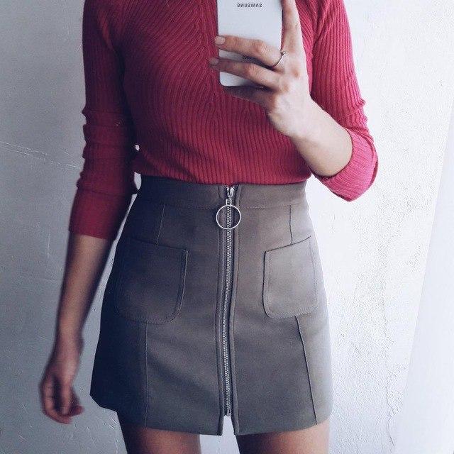 Та самая мини-юбка